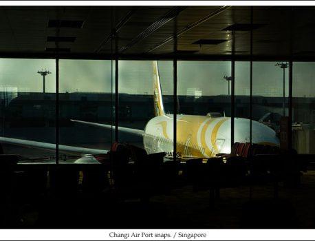 シャワーにラウンジ、ホテルに映画館。世界屈指のシンガポール・チャンギ空港でスナップ撮ってきました。