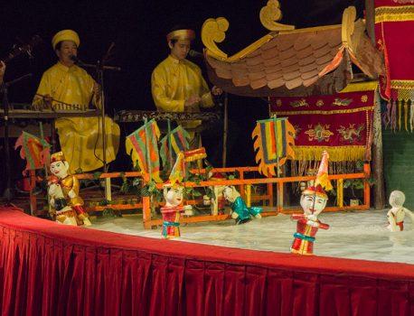 ベトナム伝統芸能、ロンヴァン水上人形劇に行ってきた/ベトナム旅行③