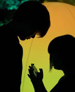 話題のチームラボ・京都下鴨神社 糺の森の光の祭に行ってきた