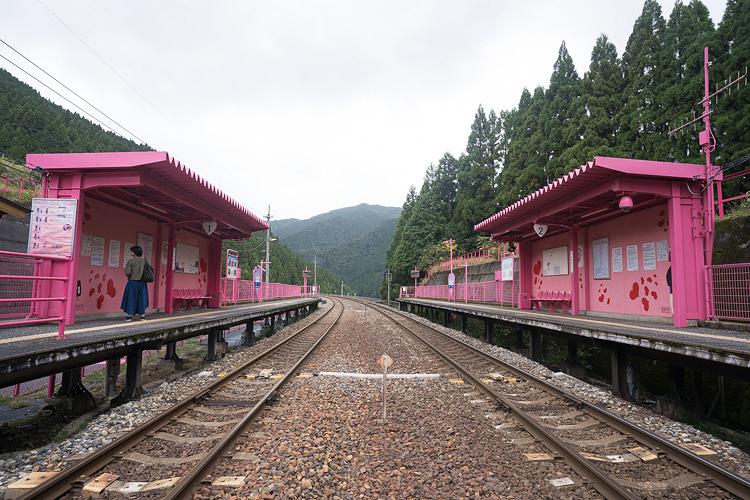 なんと!恋が叶う駅が鳥取県にあった!智頭急行「恋山形駅」に行ってきた