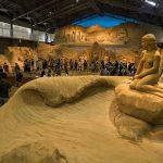 砂の国、鳥取県にある世界で唯ひとつの美術館、「砂の美術館」に行ってきた