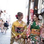 全国から振袖女性が終結!滋賀県の城下町・長浜の「長浜きもの大園遊会」に行ってきた