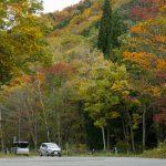 岐阜県、郡上八幡と高山を結ぶ飛騨せせらぎ街道。錦秋のドライブルートはため息の連続でした。