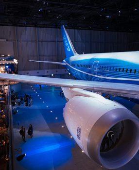 マニア垂涎!大空へのロマンあふれる中部国際空港(セントレア)に出来たFLIGHT OF DREAMSに行ってきた