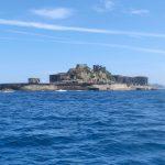海底炭鉱によって栄えた世界文化遺産「明治日本の産業革命遺産」を構成する端島炭坑、軍艦島に行ってきた
