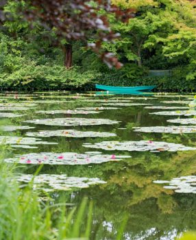 世界で唯一「モネの庭」を名乗ることの許された庭、高知県北川村の「モネの庭マルモッタン」に行ってきた