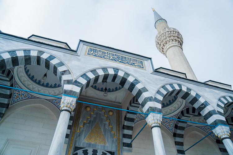 日本最大のモスク、美しき「東京ジャーミイ」で異国情緒たっぷりなイスラム文化に触れてきた
