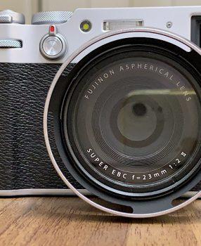FUJIFILM X100V 買っちゃった♪RAW現像でのフィルムシュミレーションの当て方と撮った写真からの調べ方(備忘録)